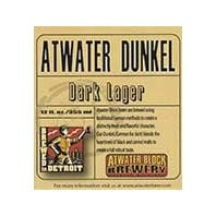 Atwater Block Brewery - Atwater Dunkel