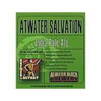 Atwater Block Brewery - Salvation IPA