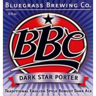 Bluegrass Brewing Company - Dark Star Porter