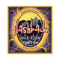 Boulder Beer Company - Flashback India-Style Brown Ale