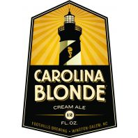 Foothills Brewing  - Carolina Blonde