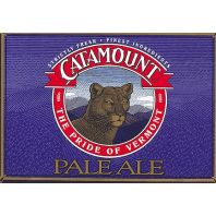 Catamount Brewing Company - Catamount Pale Ale