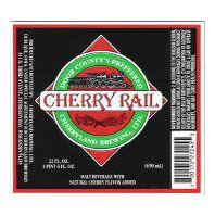 Cherryland Brewing Company - Cherry Rail Lager