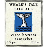 Cisco Brewers - Whale's Tale Pale Ale