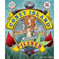 Shmaltz Coney Island Mermaid Pilsner