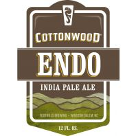 Foothills Brewing - Cottonwood Endo IPA