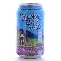 Crazy Mountain - Mountain Livin' Pale Ale