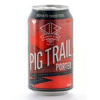 Diamond Bear Brewing Company - Pig Trail Porter