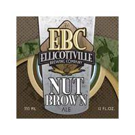 Ellicottville Brewing Company - EBC Nut Brown Ale