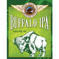 Flying Bison Brewing Company - Buffalo IPA