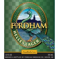 Fordham Brewing Company - Helles Lager