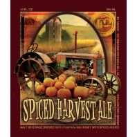 Fordham Brewing Company - Spiced Harvest Ale