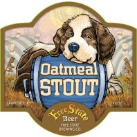 Free State Brewing Company - Oatmeal Stout