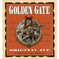 Golden Pacific Brewing Company - Golden Gate Original Ale