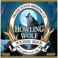 Grand Teton Brewing Company - Howling Wolf Weisse Bier