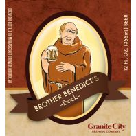 Granite City - Brother Benedict's Bock