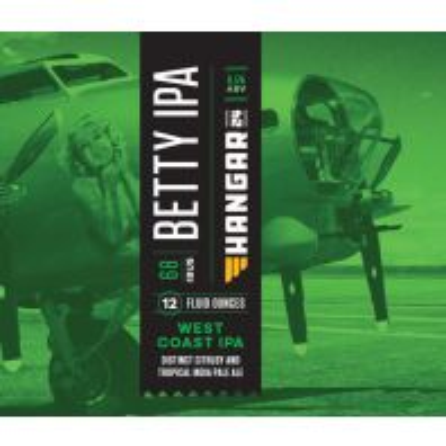 Hangar 24 Craft Brewing - Betty IPA