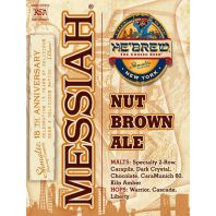 Shmaltz He'Brew Messiah Nut Brown Ale