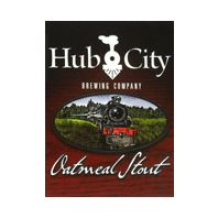 Hub City Brewing Company - Oatmeal Stout