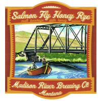 Madison River Brewing Company - Salmon Fly Honey Rye