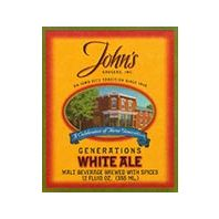 Millstream Brewing Company - John's Generations White Ale