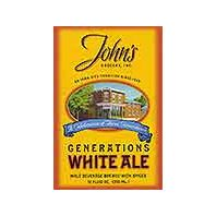Millstream Brewing Company - Generations White Ale