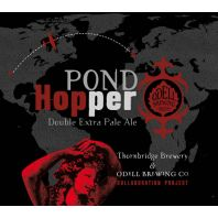 Odell Brewing Company & Thornbridge Brewery - Pond Hopper Double Extra Pale Ale