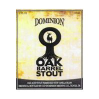 Old Dominion Brewing Company - Oak Barrel Stout
