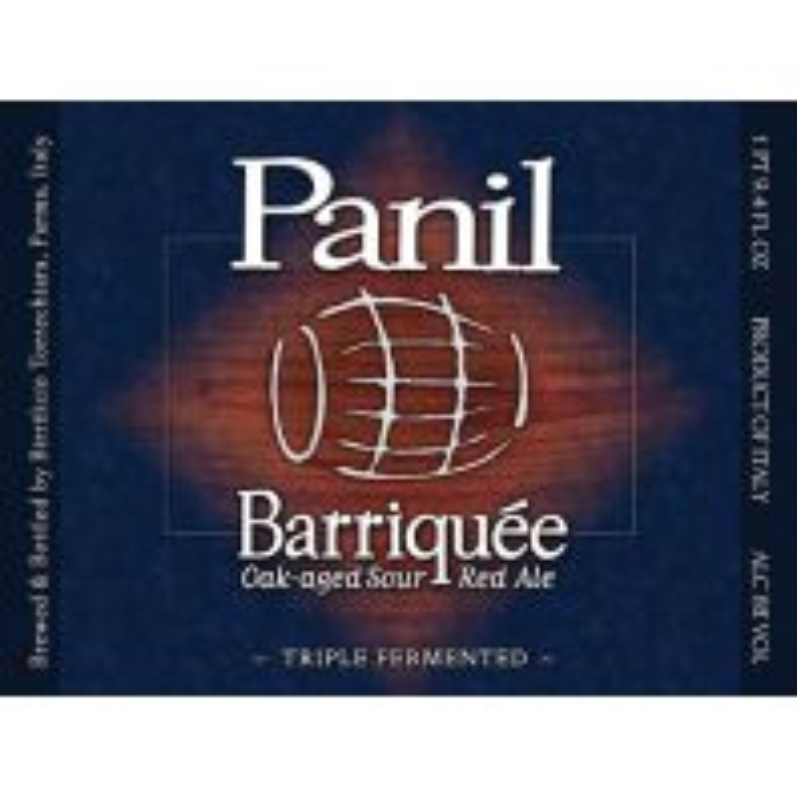Birrificio Torrechiara - Panil Barriquée (2016 vintage)