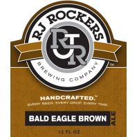 RJ Rockers Brewing Company - Bald Eagle Brown Ale