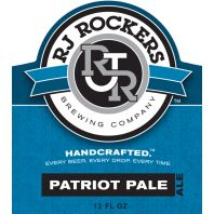 RJ Rockers Brewing Company  - Patriot Pale Ale