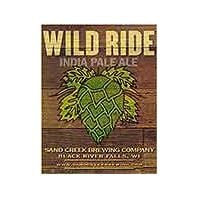 Sand Creek Brewing Company - Wild Ride IPA