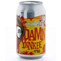 Southern Barrel Brewing Company - Damn Yankee