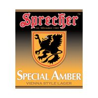 Sprecher Brewing Company - Special Amber
