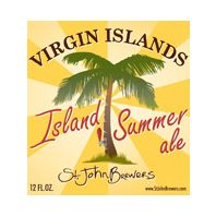 St. John Brewers - Virgin Islands Island Summer Ale