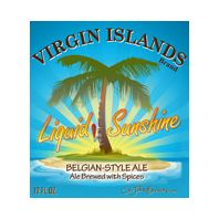 St. John Brewers - Virgin Islands Liquid Sunshine Belgian-Style Ale