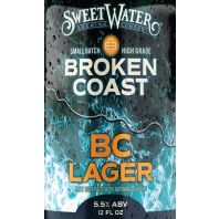 SweetWater Brewing Company - BC Lager