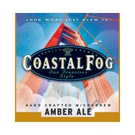 The Tied House Brewery & Cafe - Coastal Fog Amber Ale