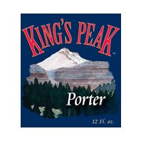 Uinta Brewing Company  - King's Peak Porter