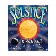 Uinta Brewing Company - Solstice Kölsch-Style Ale