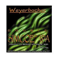 Weyerbacher Brewing Company - Unfiltered Double Simcoe IPA