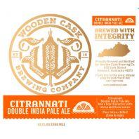 Wooden Cask Brewing Company - Citrannati