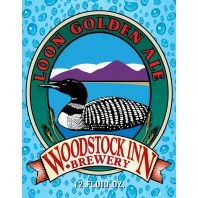 Woodstock Inn Brewery - Loon Golden Ale