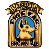 Woodstock Brewery - Pig's Ear Brown Ale