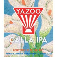 Yazoo Brewing Company - Calla IPA