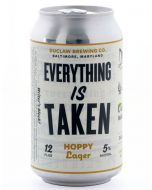 DuClaw Brewing Company - Everything Is Taken