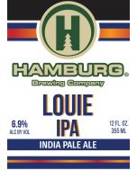 Hamburg Brewing Company - Louie IPA