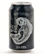 SweetWater Brewing Company - 420 Strain G13 IPA