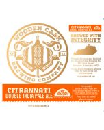 Wooden Cask Brewing Company - Citrannati