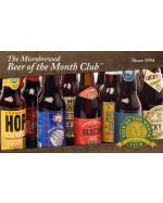 The Microbrewed Beer of the Month Club Gift Card